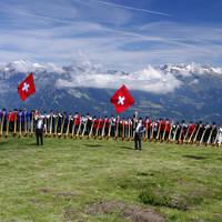 Sfeer Zwitserland