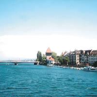 Meer bij Konstanz