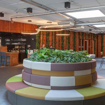 Lounge 3- of 4-daagse Stedentrip Amstelveen - Best Western Plus Amstelveen