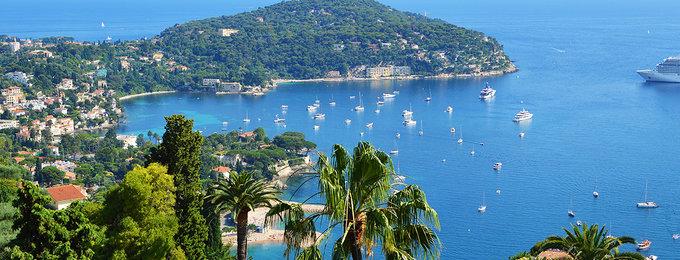 Zonvakantie Côte d'Azur
