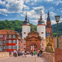10 daagse riviercruise met mps Azolla Over de Rijn en Neckar naar Heidelberg en Eberbach