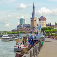 6 daagse riviercruise met mps Azolla Over de Rijn naar Rüdesheim met mps Azolla