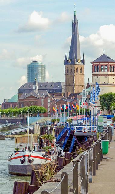 6-daagse riviercruise met mps Azolla Over de Rijn naar Rüdesheim