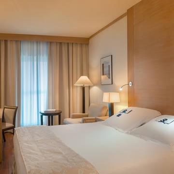 Kamer Hotel SH Valencia Palace