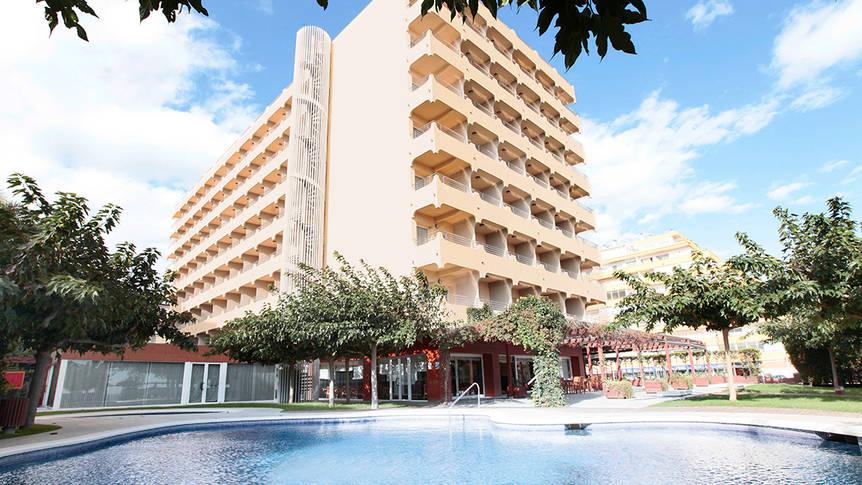 Zwembad Prestige Hotel Victoria en Spa Elit