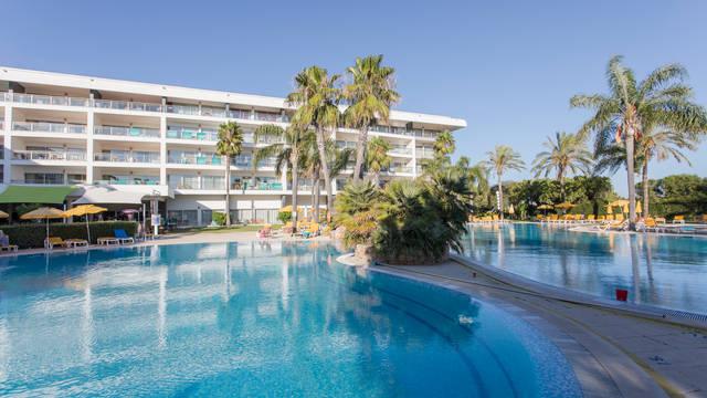 Zwembad Aparthotel Alfagar Alto da Colina
