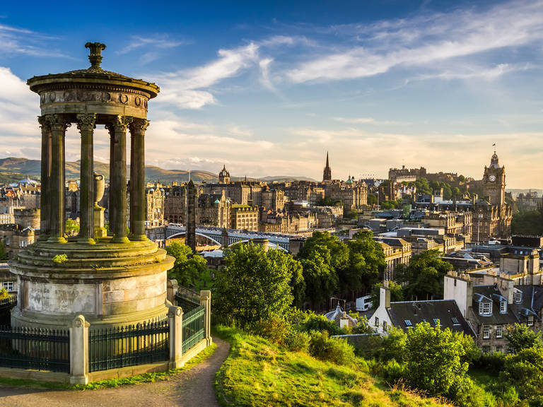 Stedentrip Edinburgh)