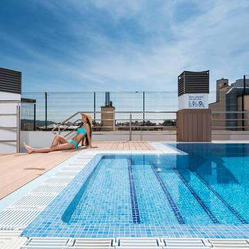 Zwembad Appartementen Blau