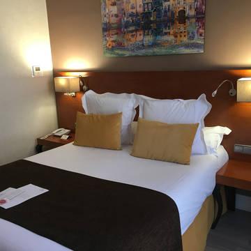 Kamer Hotel Puerta de Toledo