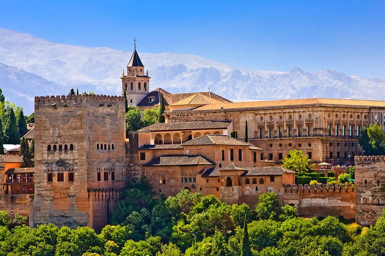 Online bestellen: 8d Mooiste van Andalusie (JI)