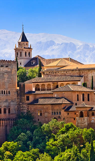 8-daagse autorondreis Paradores en Ambiance in Andalusië