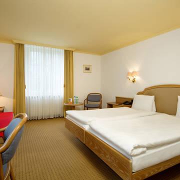 Voorbeeld kamer Thermal hotel