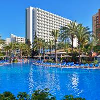 Zonvakantie Hotel Sol Pelicanos Ocas in Benidorm (Costa Blanca, Spanje)