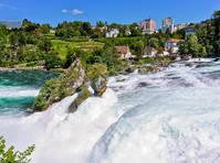 Schaffhausen watervallen