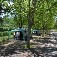 Camping lac du Causse (canigo)