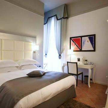 Superior kamer Hotel Mgallery Palazzo Caracciolo
