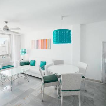 woonvoorbeeld Aparthotel Palm Beach Tenerife