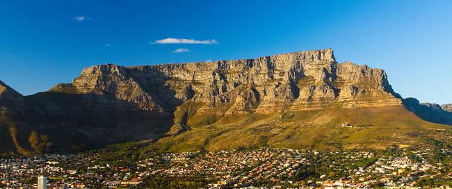 Kaapstad met Tafelberg