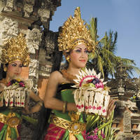 Culturele show Bali