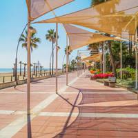 Zonvakantie Appartementen Albayt Resort in Estepona (Costa del Sol, Spanje)
