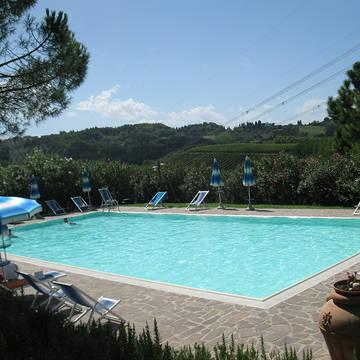 Zwembad Agriturismo La Collinella