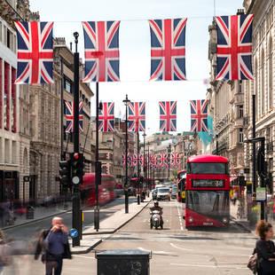 Londen, Oxford Street