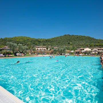 Zwembad 2 Appartementen Le Corti di Montepitti