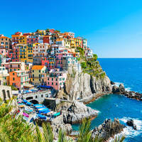 8-daagse autorondreis Van Lago Maggiore naar Cinque Terre