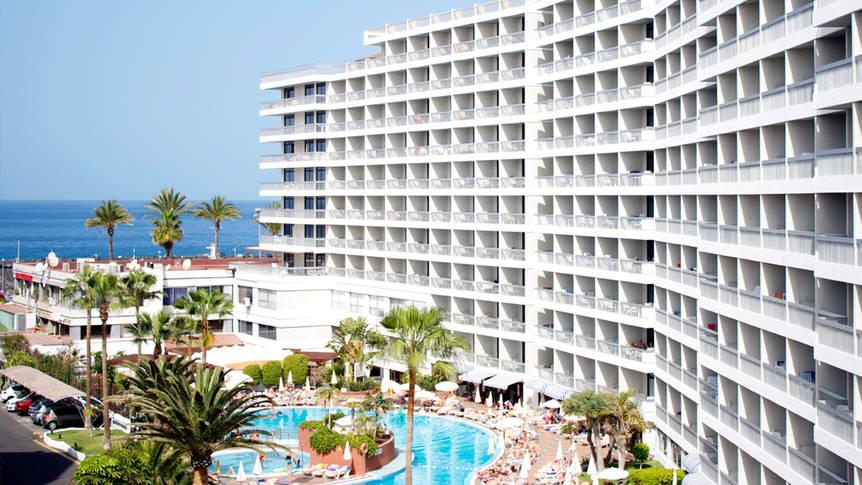 Exterieur Aparthotel Palm Beach Tenerife