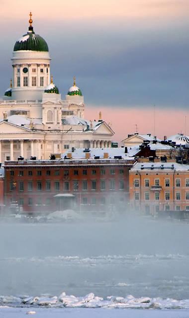 4-daagse shortbreak incl. vlucht Winters Helsinki thumbnail