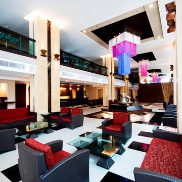 Lobby Tara Mantra Cha-Am Resort