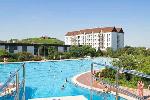 TIP vakantie Rheinland Pfalz 🚗️Mercure Hotel Bad Dürkheim
