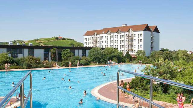 Zwembad Mercure Hotel Bad Dürkheim