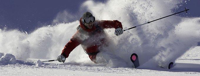 Wintersport Sölden