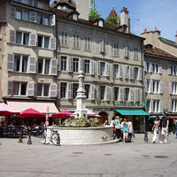 Genève centrum