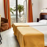 Hotel Baia zeezicht kamer