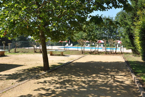 Korting vakantiepark Walonie 🏕️Camping Colline de Rabais