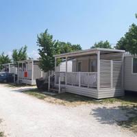 Camping Butterfly - voorbeeld stacaravan Boheme