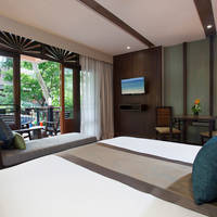 Thailand - Khao Lak - Merlin Resort - deluxe poolaccess