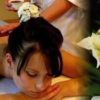 Massage met chocolade en iris