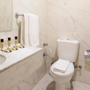 Badkamer Grande Hotel de Paris