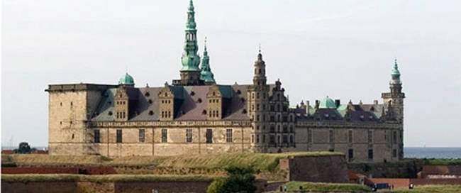 Kopenhagen Kronborg kasteel