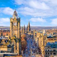 15 daagse autorondreis De ronde van Schotland