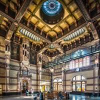 Stationshal Groningen