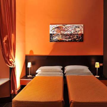 Kamer Hotel Colors