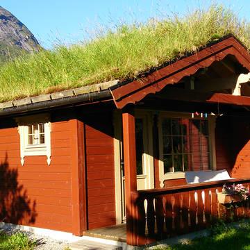 Cabin voorbeeld Strynsvatn Camping
