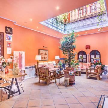 Patio Hotel Patio de la Alameda
