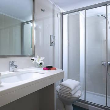 Bella Vista - Voorbeeld badkamer Bella Vista appartementen