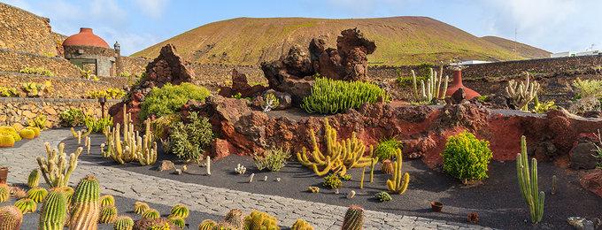 Zonvakantie Lanzarote