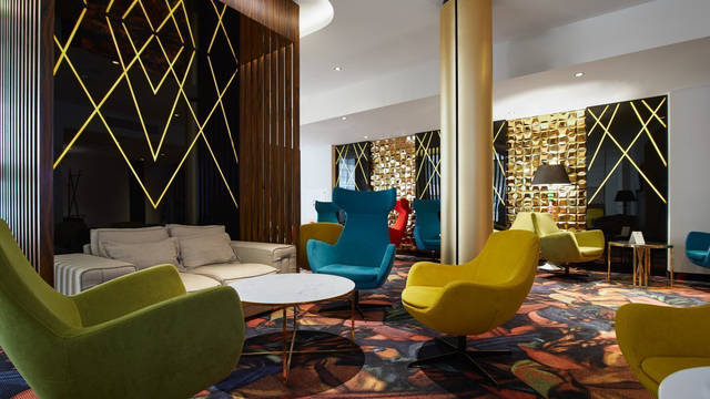 Lounge Inx Design Hotel